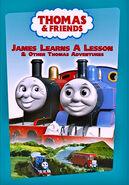 JamesLearnsaLessonandOtherThomasAdventures2005DVDcover