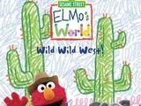 Elmo's World Wild Wild West 2001 DVD