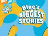 Blue's Clues: Blue's Biggest Stories (2006) (Videos)