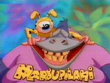 Marsupilami tv series title