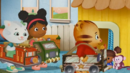 Daniel Tiger's Neighborhood Hollywoodedge, Police Wailer Siren PE080801