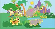 Spot the Animals 3