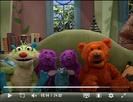 Bear's Friends Blink Their Eyes