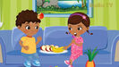 Doc McStuffins Funny Story Series Sound Ideas, ZIP, CARTOON - BIG WHISTLE ZING OUT, 8