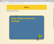 Moby's Maze Energy Sources 1