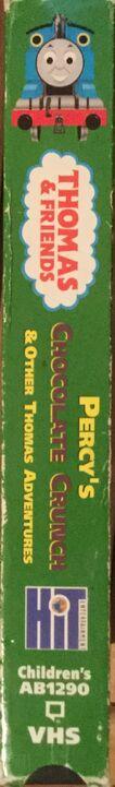 Percy'sChocolateCrunch2003VHSspine
