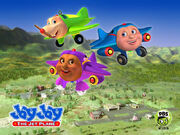 Jay Jay the Jet Plane Poster
