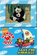 Wonder Pets!Save the Animals!92