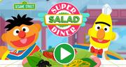 Super Salad Diner 1