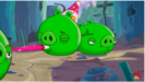 Angry Birds Toons Sound Ideas, CARTOON, HORN - PARTY HORN, TWO TOOTS 01