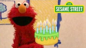 Sesame Street Birthdays Elmo's World