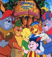 Disney's adventures of the gummi bears cover