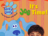 Blue's Clues: It's Joe Time! (2002) (Videos)