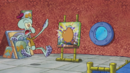 SpongeBob SquarePants Hollywoodedge, Gooey Splat CRT052405