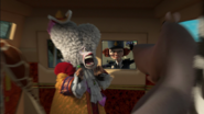 Madagascar 3 Screams 2 Woman Singl PE133601