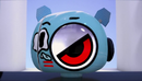 The Amazing World of Gumball The Robot Hollywoodedge, Lion Roar Snarl Growl AT013501 (1)