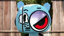 The Amazing World of Gumball The Robot Hollywoodedge, Lion Roar Snarl Growl AT013501 (2)