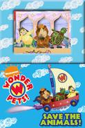 Wonder Pets!Save the Animals!16