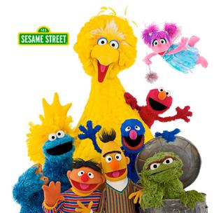 Sesame street cover