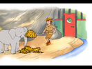 Caillou Hollywoodedge, Elephant Trumpeting PE024801