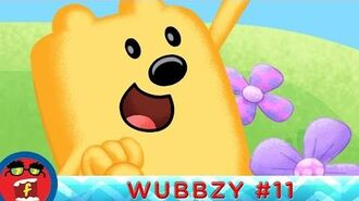 See Saw Fredbot Children's Cartoon (Wow! Wow! Wubbzy!)