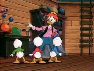 DuckTales Time Teasers Sound Ideas, SWISH, CARTOON - SINGLE SWORD SWISH-1