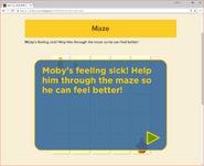 Moby's Maze Medicine 1