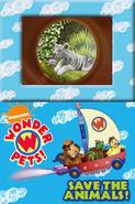 Wonder Pets!Save the Animals!12