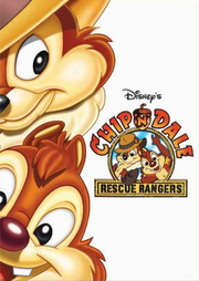 Chip 'n dale rescue rangers cover