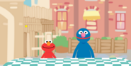 Elmo and Grover's Lemonade Stand 22