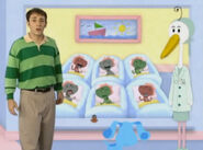 Blue's Clues Sound Ideas, HUMAN, BABY - CRYING