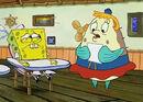 TEETH, CARTOON - SCOOBY'S TEETH CHATTER, LONG, SpongeBob SquarePants New Student Starfish