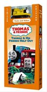 Thomas&HisFriendsHelpOutVHSWithWoodenDuncan