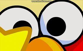 Elmo Goofy Galley eyes