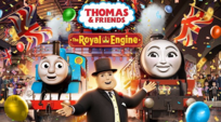 Thomas and the Royal Engine