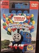 Thomas'SodorCelebration!DVDwithWoodenThomas