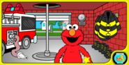Elmo's Fire Safety Game 26