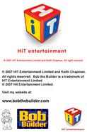 Bob the Builder Festive of Fun (DS) 2