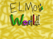 Elmo'sWorldShoesBugsandFarms6
