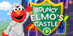 Bouncy Elmo's Castle 1