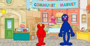 Elmo and Grover's Lemonade Stand 3