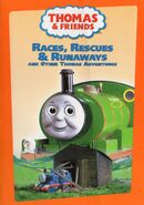 Races,Rescues&Runaways2009DVD