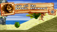 Madagasacar(GameBoy)101