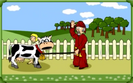Jack and the Beanstalk Story for Little Kids Great Video YouTube Sound Ideas, COW - SINGLE MOO, ANIMAL 01 (3)