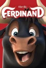 Ferdinand 2017 poster