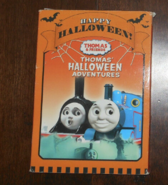 Thomas'HalloweenAdventues2008frontcover
