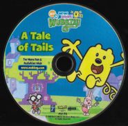 A Tail of Tails DVD CD