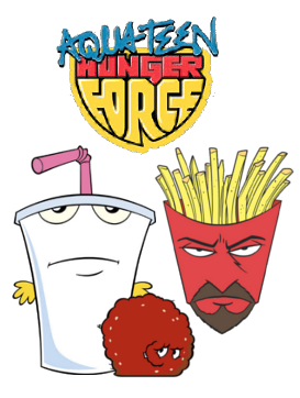 Aqua Teen Hunger Force Cover