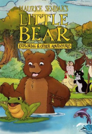 Little bear dvd cover