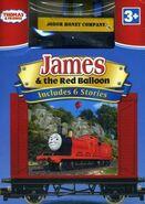 JamesandtheRedBalloon2009DVD